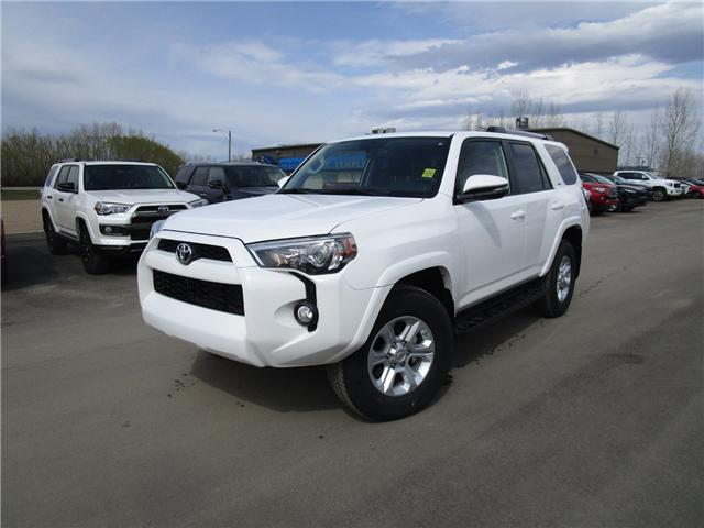 2019 Toyota 4Runner SR5 (Stk: 199145) in Moose Jaw - Image 1 of 33