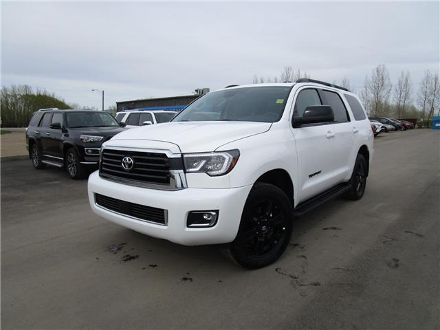 2019 Toyota Sequoia SR5 5.7L V8 (Stk: 199155) in Moose Jaw - Image 1 of 37