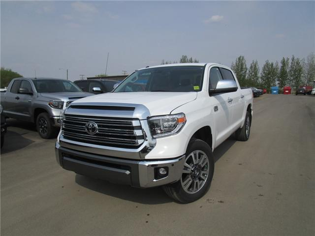 2019 Toyota Tundra 1794 Edition Package (Stk: 199165) in Moose Jaw - Image 1 of 40