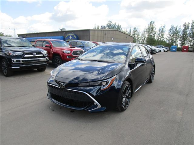 2019 Toyota Corolla Hatchback Base (Stk: 198029) in Moose Jaw - Image 1 of 33