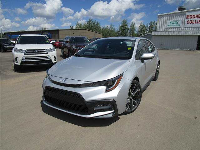 2020 Toyota Corolla XSE (Stk: 208016) in Moose Jaw - Image 1 of 34