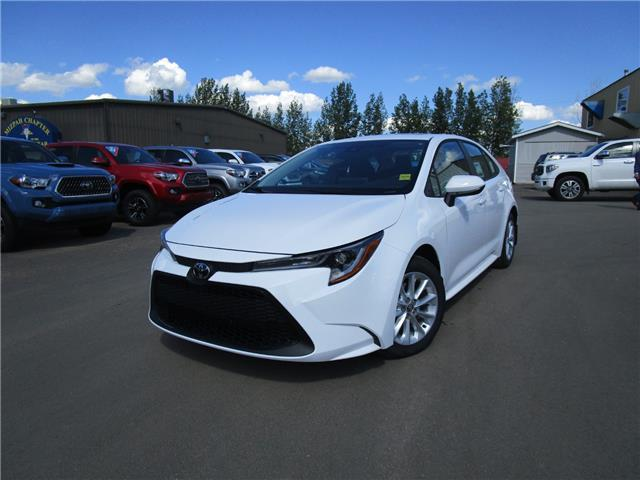 2020 Toyota Corolla LE (Stk: 208018) in Moose Jaw - Image 1 of 31