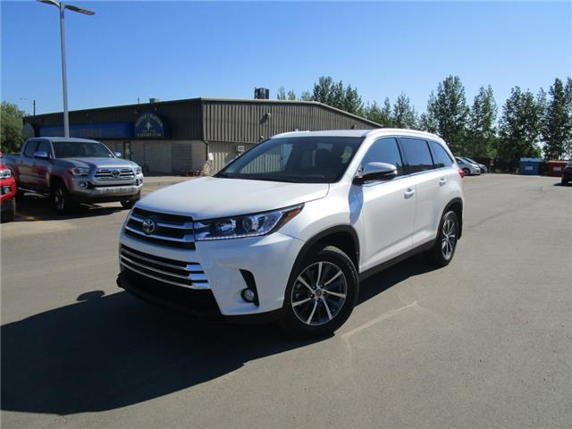 2019 Toyota Highlander XLE (Stk: 199191) in Moose Jaw - Image 1 of 43