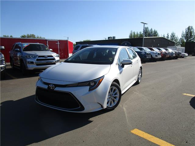 2020 Toyota Corolla XLE (Stk: 208022) in Moose Jaw - Image 1 of 37