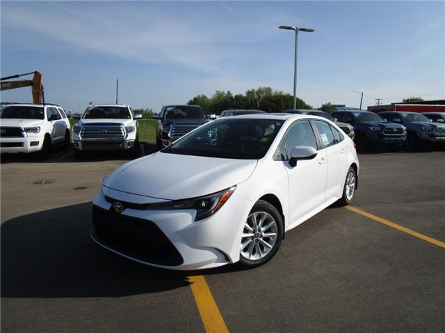2020 Toyota Corolla LE (Stk: 208024) in Moose Jaw - Image 1 of 39