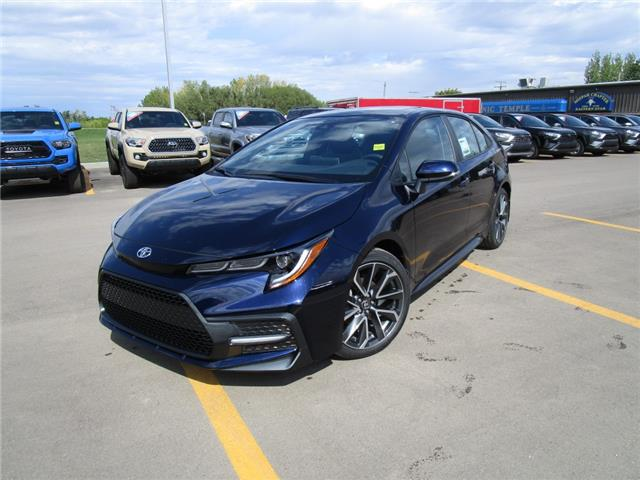 2020 Toyota Corolla XSE (Stk: 208030) in Moose Jaw - Image 1 of 34