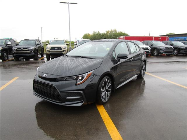 2020 Toyota Corolla XSE (Stk: 208031) in Moose Jaw - Image 1 of 31