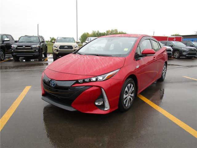 2020 Toyota Prius Prime Upgrade (Stk: 208025) in Moose Jaw - Image 1 of 42