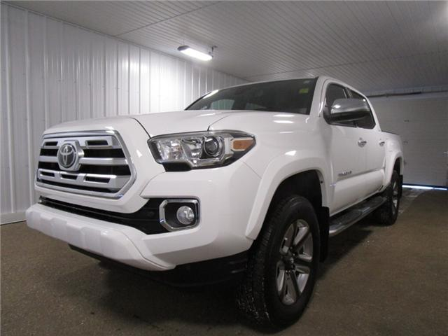 2019 Toyota Tacoma Limited V6 (Stk: 193189) in Regina - Image 1 of 21