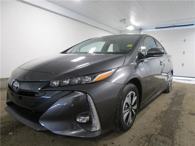 2019 Toyota Prius Prime Upgrade (Stk: 191209) in Regina - Image 1 of 19