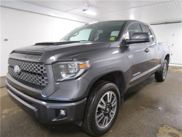 2019 Toyota Tundra TRD Sport Package (Stk: 193572) in Regina - Image 1 of 25