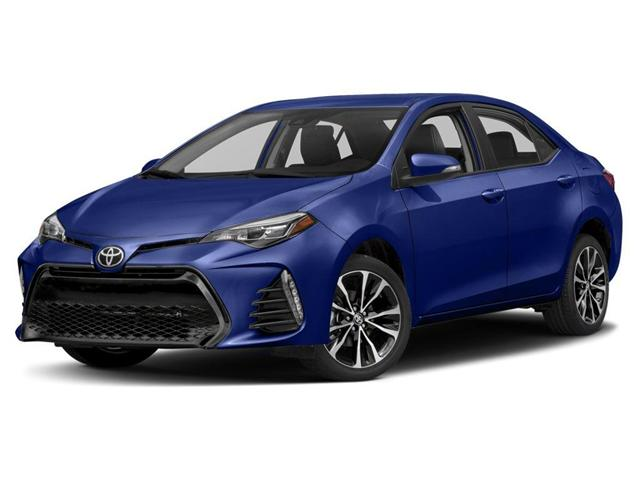 2019 Toyota Corolla SE Upgrade Package (Stk: 191251) in Regina - Image 1 of 9