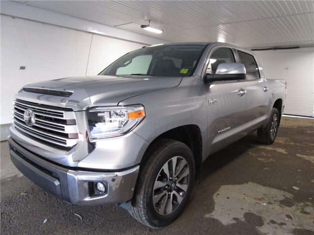 2019 Toyota Tundra Limited 5.7L V8 (Stk: 193590) in Regina - Image 1 of 22