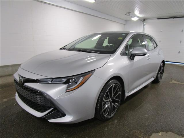 2019 Toyota Corolla Hatchback SE Upgrade Package (Stk: 191242) in Regina - Image 1 of 26