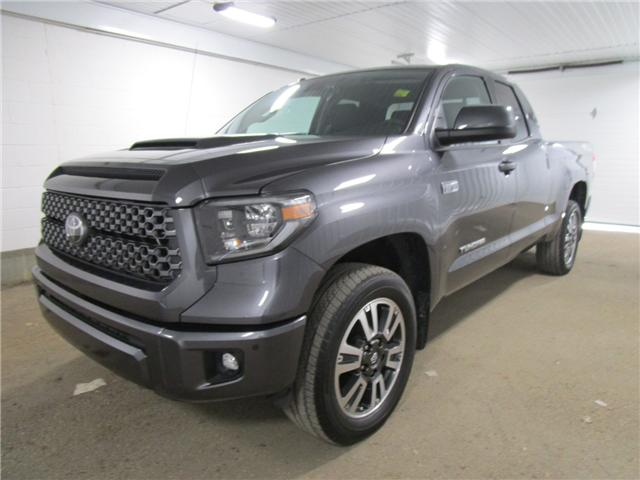 2019 Toyota Tundra TRD Sport Package (Stk: 193308) in Regina - Image 1 of 22
