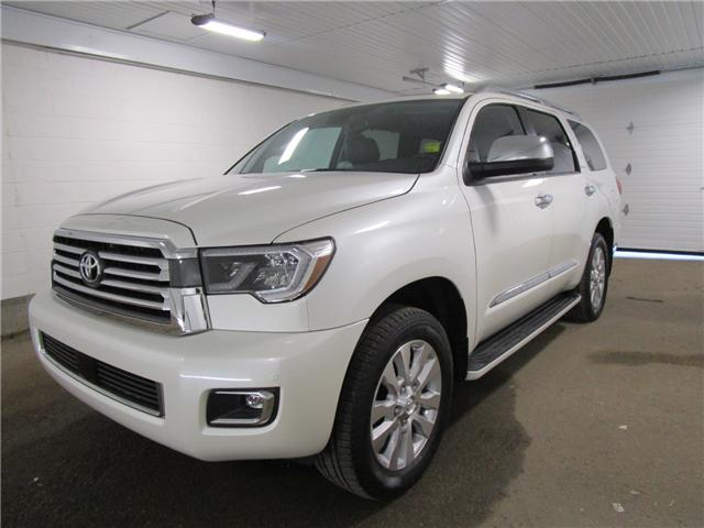 2019 Toyota Sequoia Platinum 5.7L V8 (Stk: 193274) in Regina - Image 1 of 29