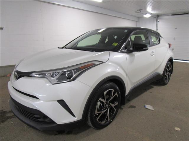 2019 Toyota C-HR XLE Premium Package (Stk: 193624) in Regina - Image 1 of 21
