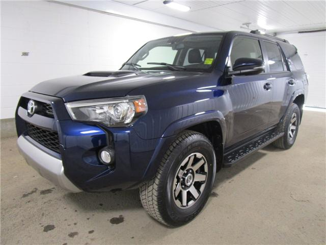 2019 Toyota 4Runner SR5 (Stk: 193641) in Regina - Image 1 of 25