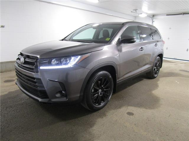 2019 Toyota Highlander XLE AWD SE Package (Stk: 193770) in Regina - Image 1 of 26