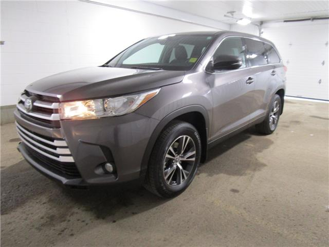 2019 Toyota Highlander LE AWD Convenience Package (Stk: 193772) in Regina - Image 1 of 23