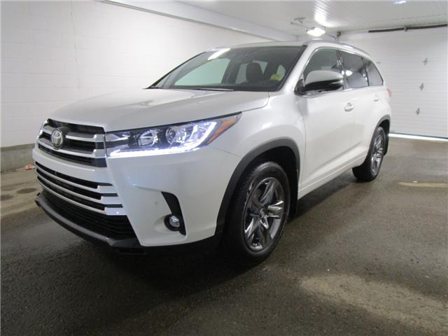 2019 Toyota Highlander Limited (Stk: 193384) in Regina - Image 1 of 27