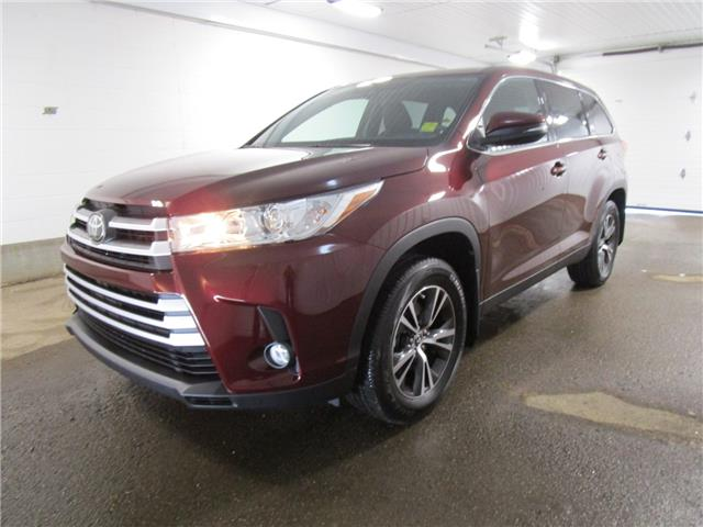 2019 Toyota Highlander LE AWD Convenience Package (Stk: 193385) in Regina - Image 1 of 24