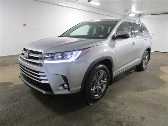 2019 Toyota Highlander Limited (Stk: 193402) in Regina - Image 1 of 27
