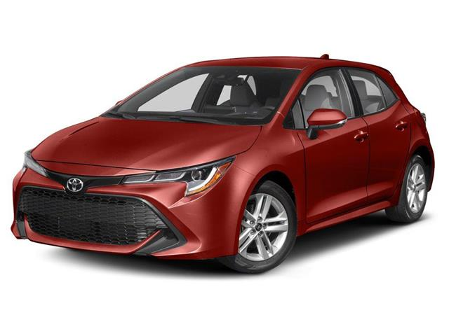 2019 Toyota Corolla Hatchback SE Upgrade Package (Stk: 191345) in Regina - Image 1 of 9
