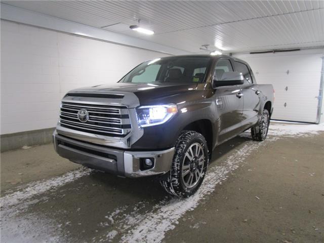 2020 Toyota Tundra Platinum (Stk: 203042) in Regina - Image 1 of 32