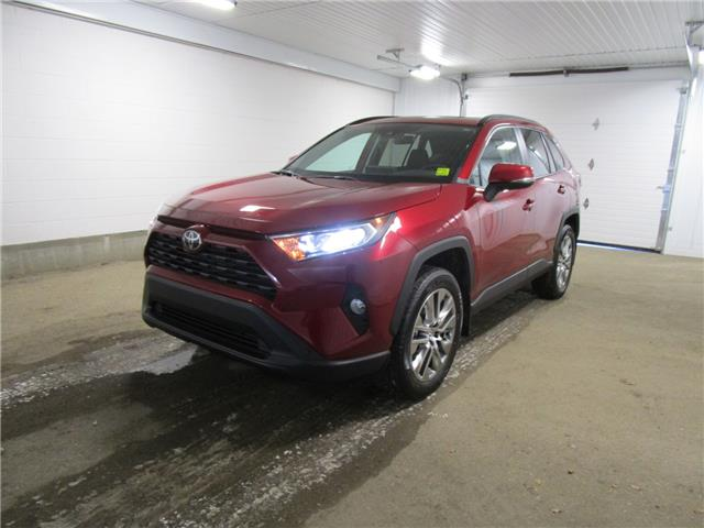2020 Toyota RAV4 XLE (Stk: 203074) in Regina - Image 1 of 25