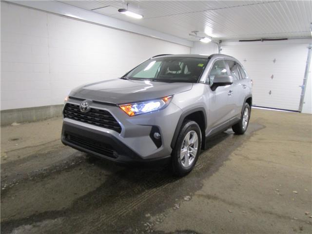2020 Toyota RAV4 XLE (Stk: 203083) in Regina - Image 1 of 26