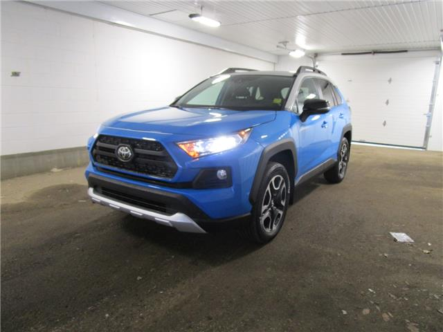 2020 Toyota RAV4 Trail (Stk: 203080) in Regina - Image 1 of 25