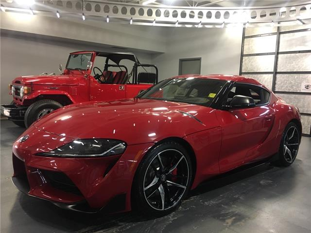 2020 Toyota GR Supra Base (Stk: 201149) in Regina - Image 1 of 16