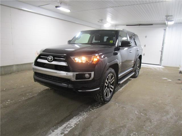 2020 Toyota 4Runner Base (Stk: 203198) in Regina - Image 1 of 24