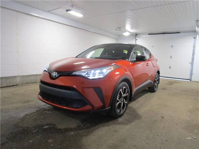 2020 Toyota C-HR XLE Premium (Stk: 203322) in Regina - Image 1 of 24
