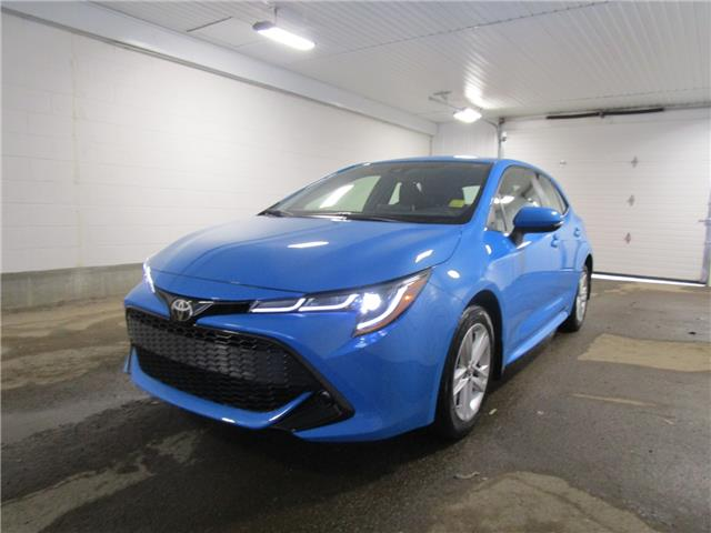 2020 Toyota Corolla Hatchback Base (Stk: 201260) in Regina - Image 1 of 23