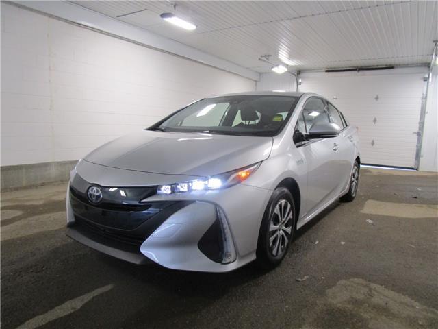 2020 Toyota Prius Prime Upgrade (Stk: 201255) in Regina - Image 1 of 26