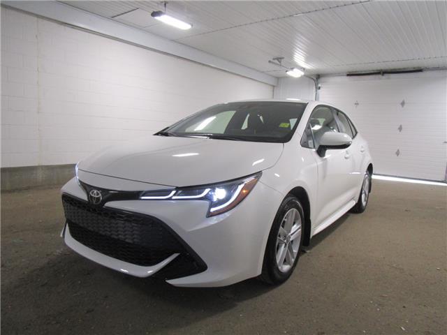 2020 Toyota Corolla Hatchback Base (Stk: 201269) in Regina - Image 1 of 25
