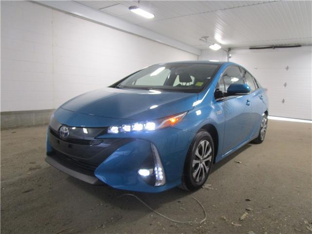 2020 Toyota Prius Prime Upgrade (Stk: 201270) in Regina - Image 1 of 25