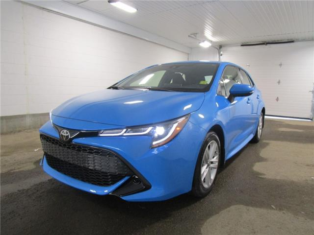 2020 Toyota Corolla Hatchback Base (Stk: 201296) in Regina - Image 1 of 25
