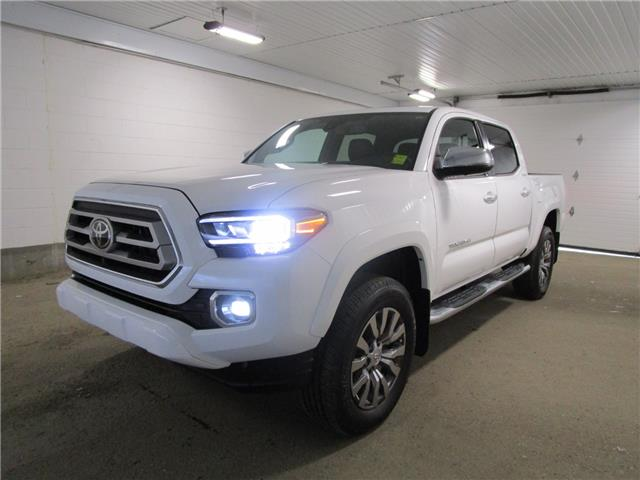 2020 Toyota Tacoma Limited (Stk: 203642) in Regina - Image 1 of 25