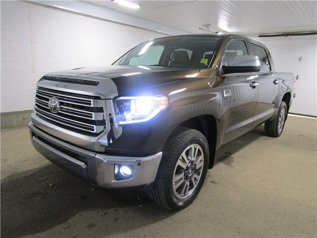 2020 Toyota Tundra Platinum (Stk: 203654) in Regina - Image 1 of 26