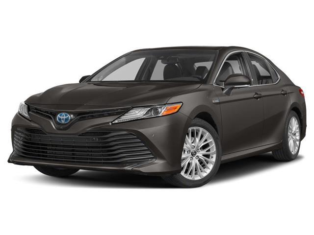 2020 Toyota Camry Hybrid SE (Stk: 201350) in Regina - Image 1 of 9