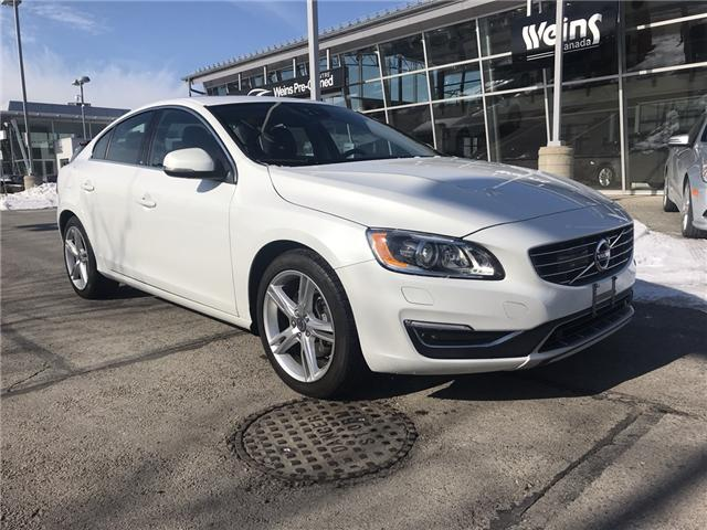 2017 Volvo S60 T5 Special Edition Premier (Stk: 1575W) in Oakville - Image 1 of 29