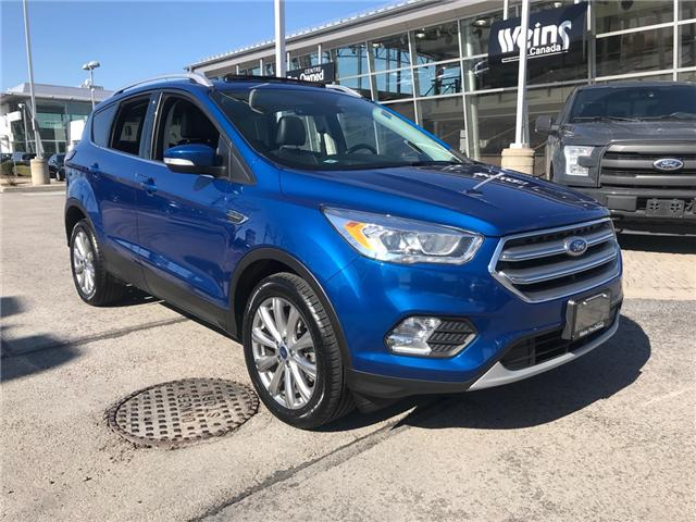 2017 Ford Escape Titanium (Stk: 1633W) in Oakville - Image 1 of 30