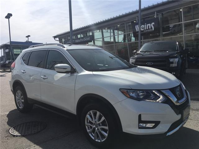 2017 Nissan Rogue SV (Stk: 1629W) in Oakville - Image 1 of 25