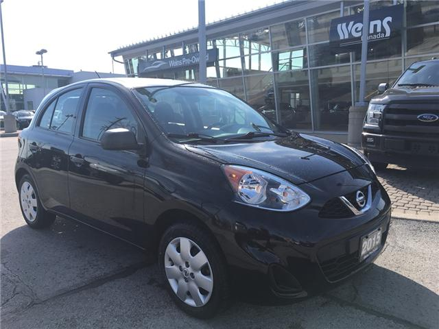 2015 Nissan Micra  (Stk: 1600W) in Oakville - Image 1 of 22