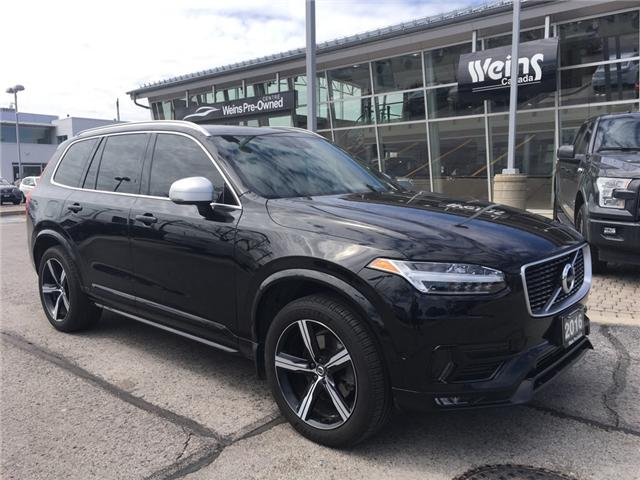 2016 Volvo XC90 T6 R-Design (Stk: 1642W) in Oakville - Image 1 of 29