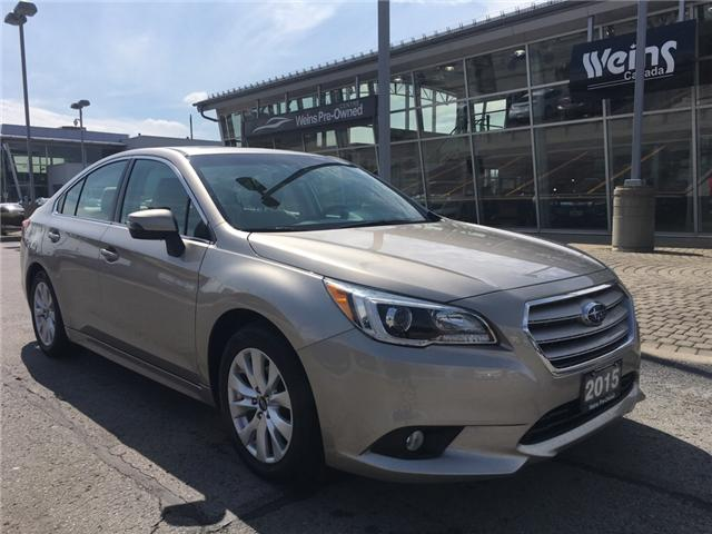 2015 Subaru Legacy 2.5i Touring Package (Stk: 1645W) in Oakville - Image 1 of 27