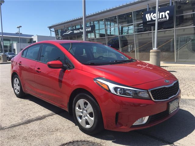 2017 Kia Forte LX+ (Stk: 1649W) in Oakville - Image 1 of 25